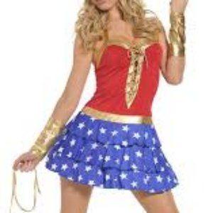 Seven 'til Midnight Wonderlicious Wonder Woman